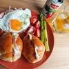 【カルパスアレンジレシピ】チーズ&カルパスロールパンサンド【朝ごはん】