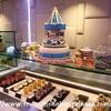 <香港:尖沙咀>Park Cafe@Park Hotel ~スイーツだけじゃない!アフタヌーンティーブッフェ~