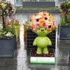 小雨の中、横浜駅から桜木町までお散歩