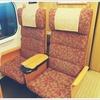 新幹線の座席もなかなかよいですー九州新幹線ーつばめ