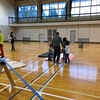 12/15(日) スラックライン体験会 in 矢島体育センター