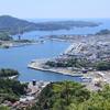 初夏の三陸ウニ丼紀行 (4)気仙沼のシンボル・安波山を行く