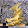 名古屋城の金シャチ降臨!名古屋城金鯱展と細部のこだわりがすごい金鯱土鈴