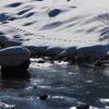 飛騨の冬景色 【小八川】