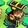 [アイロンビーズ]パカパカ開け閉めできる宝箱!プチプラ材料とパーラービーズで作ってみた!