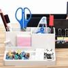 マジックハウス 収納ケース ペン立て オフィスでペン、文具の収納に便利
