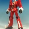 """スーパーミニプラ イデオン素組公開! """"発動セット""""箱絵は 樋口雄一氏 描き下ろし!!"""