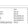 RegistryとFile format(3)
