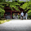 【新潟写真】乙宝寺の仁王門 2020年7月19日
