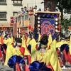2018年よさこい祭り本祭1日目!旭食品の演舞の足取り