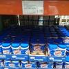 【コストコ】スキッピーのピーナッツバター2.72kg(1778円)、ボンヌママンのジャム750g(ブルーベリー780円、ストロベリー680円)