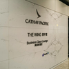 香港国際空港 The Wing Business Class Lounge -Cathay Pacific's-