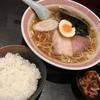 麺喰らう(その 450)ラーメンセット
