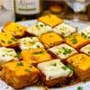 【レシピ】厚揚げ豆腐の甘辛チーズ焼き