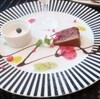 チョコミントとチョコレートケーキに添えたミントは別物