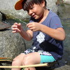 『竹から作るカニ罠ワークショップ』