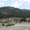 【京都・美山の旅】茅葺屋根の民家が並ぶ「かやぶきの里」