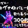 《ペイントザナイトパレードはどうなの?》香港ディズニー300枚撮影‼こんな感じだったよ‼