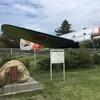 所沢航空記念公園  飛行機を眺めながらトトロパンを食べました。