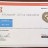 【資格試験】Microsoft Office Specialist(MOS) Excelの一発合格体験記を書いてみたんだ(●´ω`●)〜網羅的にExcelの技術を身に着けて業務に役立てよう♪〜
