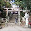 多摩川 阿蘇神社までお参り兼ねて