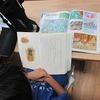 5年生:国語&図工 物語を絵で表す