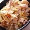 【カンタンレシピ】みごとに失敗。野菜たっぷり麺つゆ親子丼