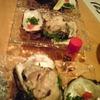 天然岩牡蛎いただきました。