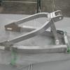 新製品RZ250/350用アルミスイングアーム