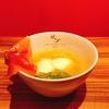 殿堂入りのお皿たち その63 【らぁ麺 レモン&フロマージュ GINZA】