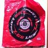 96年1月のラフォーレのバーゲンの袋の写真あり