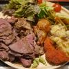 【カリフォル肉酒場】ワンプレート肉食べ放題!お腹いっぱいランチが魅力的すぎた