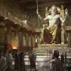 【伝説】オリンピアのゼウス神像 絢爛豪華な最高神の姿⁉