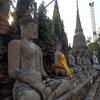 【3連休弾丸初めてのバンコク旅行5】アユタヤで象乗り体験と栄枯盛衰を感じる遺跡。