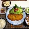 5/8 おうちばんごはん〜とんかつ定食〜と、名探偵ピカチュウとコックさんデビュー