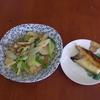 幸運な病のレシピ( 1273 )昼:八宝菜風野菜炒め(豚シャブシャブ、ホタテ貝、エビ、ニンニクの芽、青梗菜、新玉ねぎ)