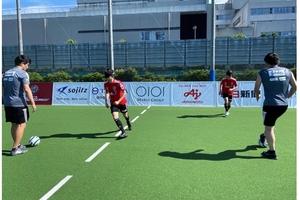 【パラスポーツ】パラリンピックへ再始動 練習は新施設でスタート~ブラインドサッカー