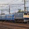 第804列車 「 最後の青い客車、北びわこ号12系客車の返却を狙う 」