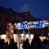 横浜赤レンガ倉庫のクリスマスマーケット・・・!