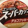沖縄限定アイス!スーパーカップチョコクッキーアイス