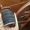 「糸車でつくる手紡ぎの毛糸」つくりかた手順
