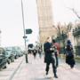 ウェストミンスター橋とテムズ川沿いを歩く|ロンドン旅行記