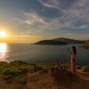 プーケットプロムテップ(最南端)岬へ夕日を見に行こう!
