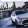 ● 新型トヨタ「カローラ ハッチバック」に先進運転支援システム「ADAS」搭載