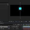 After Effectsで、物の移動に対してつなぎ目のないシームレスな動画を作る・ループ動画