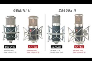 SE ELECTRONICS、真空管コンデンサー・マイクGemini IIとZ5600A IIの電源仕様を変更して発売。フラッグシップの真空管マイクRNTは値下げ