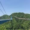 竜神峡大吊橋バンジージャンプ