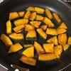 かぼちゃのバター焼き