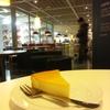 IKEAのチーズケーキ旨し