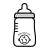 哺乳瓶なしでOK!紙パック用乳首!